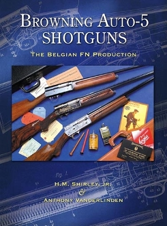 Browning Auto-5 Shotguns,   The Belgian FN Production