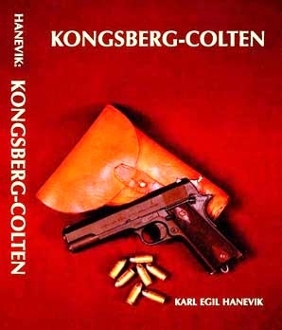 Kongsberg Colten, the Norwegian Colt 1914